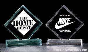 Diamond Series Acrylic Award